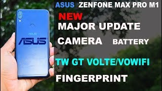 asus zenfone max pro m1 android pie update date
