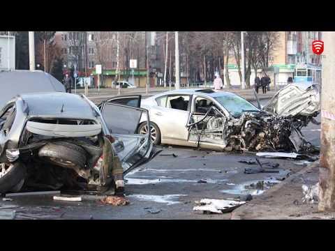 VITAtvVINN .Телеканал ВІТА новини: Автотроща на Келецькій, новини 2019-03-11