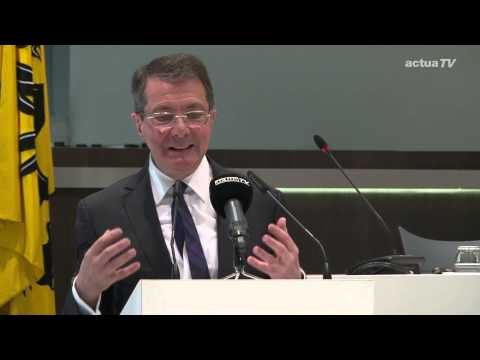 State of the European Union 2013 - Gerard Mortier - Vlaams parlement