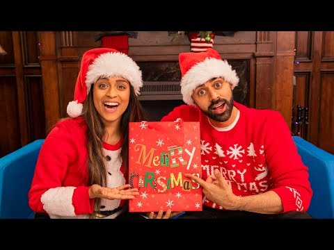 Gift Guide For Immigrant Parents (ft. Hasan Minhaj)