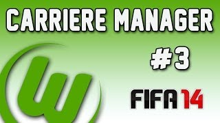 FIFA 14 | Carrière Manager | WHAT THE FUCK  ! ! #3