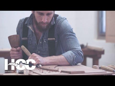 Professional Crafts Wood @ HCC