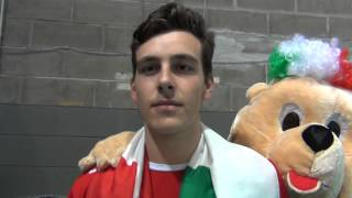 24-05-2015: Oreste Cavuto MVP della Del Monte Junior League vinta da Trento