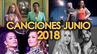 CANCIONES NUEVAS JUNIO 2018 - POP ROCK ELECTRÓNICA | LO MÁS NUEVO EN INGLÉS Y ESPAÑOL | WOW QUÉ PASA