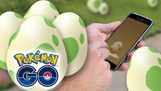ÉCLOSIONS D'ŒUFS EN MASSE !! RARES 10KM - Pokémon Go #04