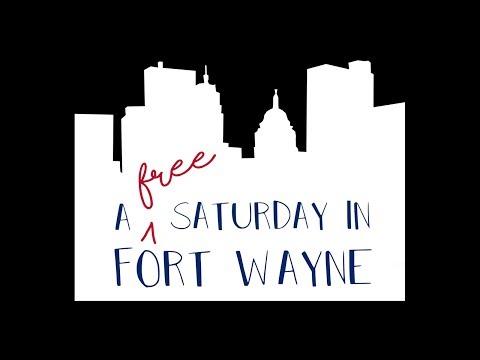 A Free Saturday in Fort Wayne   Visit Fort Wayne and Kelly Benton