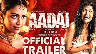 Aadai - Tamil Official Trailer | Amala Paul | Rathnakumar | Pradeep Kumar |#PraveenKsReview