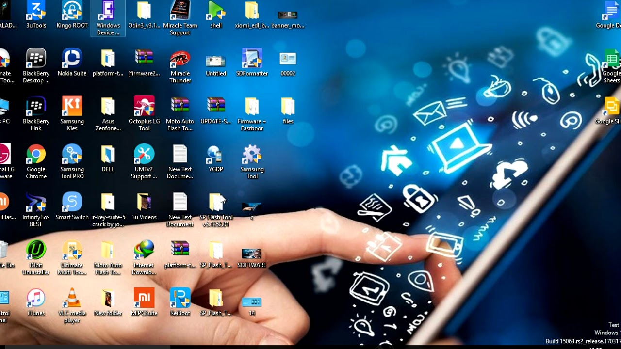 N7100 Flashing with Pit file Z3X