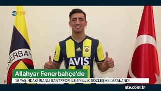 Allahyar Sayyadmanesh, Fenerbahçe'de
