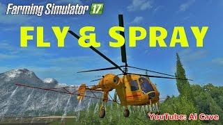 "[""FARMING SIMULATOR 17"", ""FARMING SIMULATOR 17 Helicopter"", ""Farming Simulator 17 KA 26 SH"", ""Farming Simulator 17 Fertilizer Sprayer"", ""Farming Simulator 17 Mods"", ""FARMING SIMULATOR 17 Mods Review"", ""Farming Simulator 17 Fertilizers"", ""FARMING SIMULATOR"