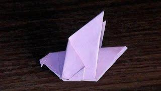 як зробити пташку з серветок