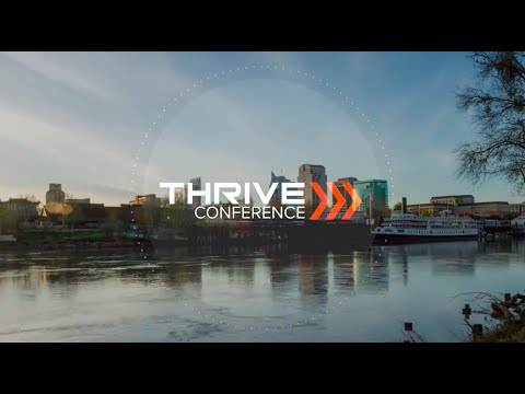 Thrive Leadership Conference 2016!