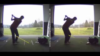 KEEPING WIDTH WITH MORE HIP ROTATION TO ELIMINATE AN OUT-TO-IN SWINGPATH - James Goddard
