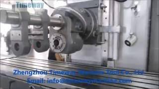 Heavy duty Universal Milling Machine BM715