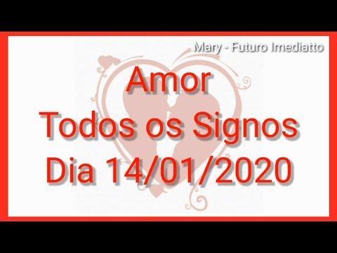SIGNOS AMOR DIA 14/01/2020 | FUTURO IMEDIATTO Mary