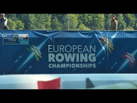 Welcome To The 2019 European Rowing Championships, Lucerne, Switzerland