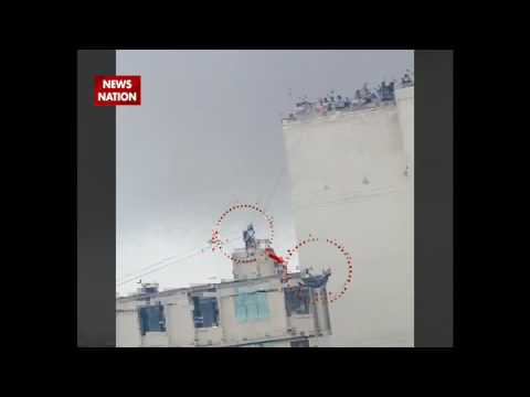 Girl falls to death from rooftop of college building in Jaipur during mountain training