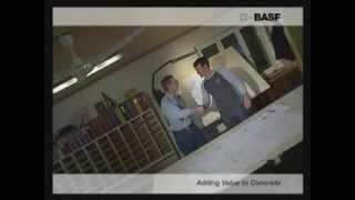 BASF строительная химия - добавки в бетон