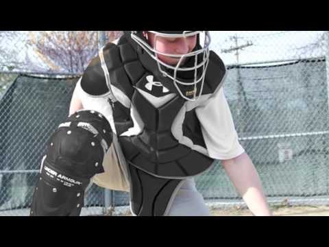 Under Armour Victory Youth Catchers Set Uackyvs Youtube