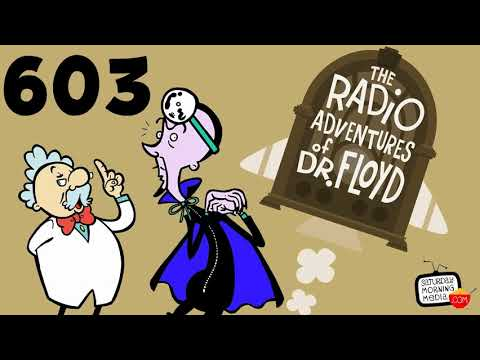 "EPISODE #603 ""Sea Monkeys!"" - The Radio Adventures of Dr. Floyd with Joel Hodgson [AUDIO]"