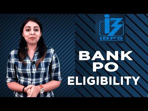 Breaking News: BANK PO ELIGIBILITY || IBPS PO Eligibility Criteria 2019 || IBPS PO Exam pattern