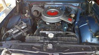 1962 Buick Skylark Chassis Inspection