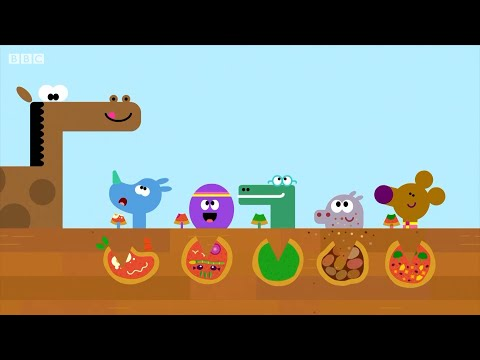 Delicious Meals with Duggee | Duggee Dishes | Hey Duggee