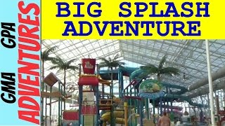 Splash owners lick Big french
