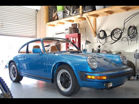 1979 Porsche 911SC Coupe Restoration Portfolio