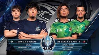 Copa Latinoamérica Sur Apertura - S2D1 - Kaos Latin Gamers vs Dark Horse