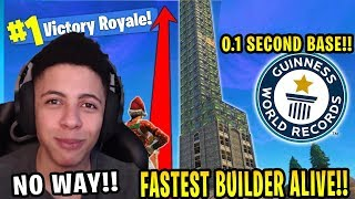 "Russian ""FASTEST BUILDER"" can beat TSM_MYTH in building !! FORTNITE SUMMER SKIRMISH!!"