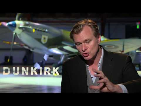 Christopher Nolan interview for DUNKIRK