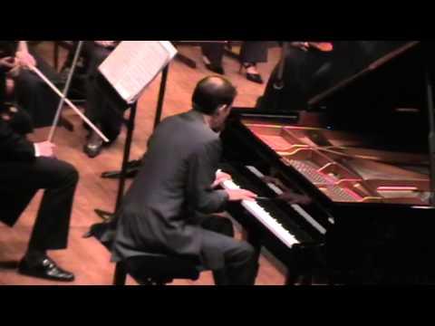 Enrico Pace plays Liszt - Piano Concerto No.2