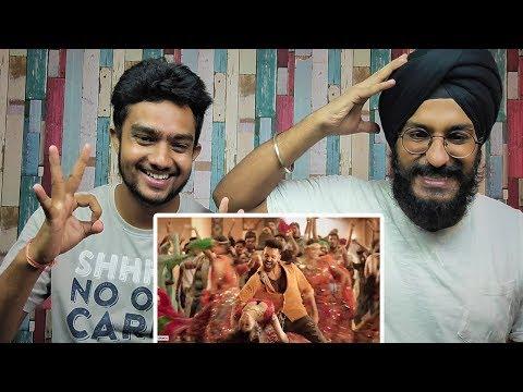Dimaak Kharaab Song REACTION   Ram Pothineni, Nidhhi Agerwal & Nabha Natesh    Parbrahm Anurag