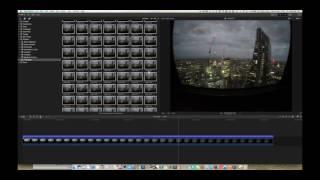 كيفية إنشاء الفيديو الوقت الفاصل في Final Cut Pro X