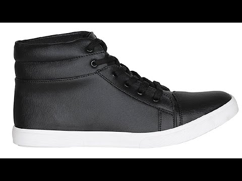 fab0e8981bfe Kraasa Men s Synthetic Sneakers - YouTube