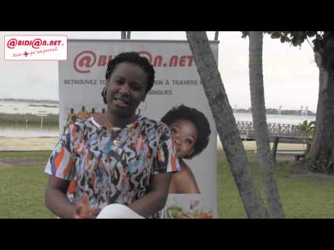 Interview de  Charlotte Dipanda, chanteuse camerounaise