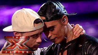 Seann Miley Moore is the fourth act to be eliminated | Week 2 Results | The X Factor 2015