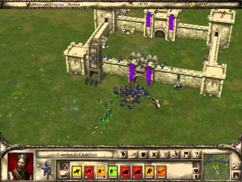 Lords of The Realm 3 - France 03: The Maid of Orleans |