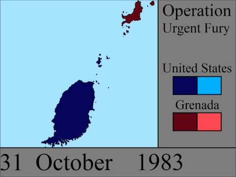 Operation Urgent Fury: Every Day