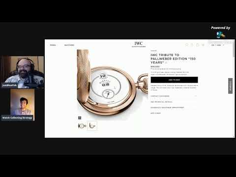 IWC Watches, the Good and Bad - Late Night Live w/ AB from Watch Collecting Strategy