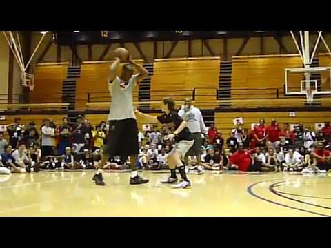 Best of Kobe Bryant playing 1-on-1 vs Fans!