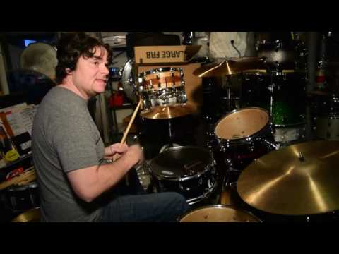MOBY DICK *LIVE* DRUM SOLO GROOVE * A DRUM LESSON