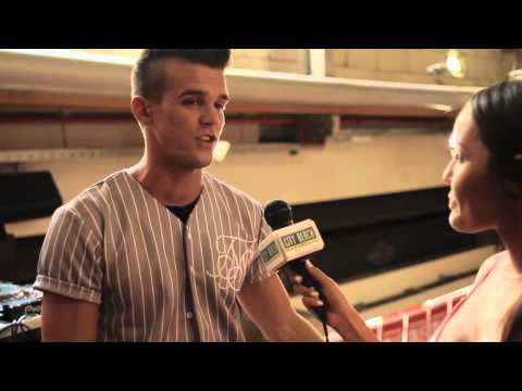 City Beach | Geordie Shore's Gaz Interview