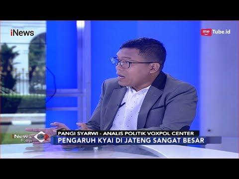 Pemaparan Pangi Syarwi Terkait Pengaruh Kyai Di Jateng Pada Politik Pilpres 2019 - INews Pagi 11/12