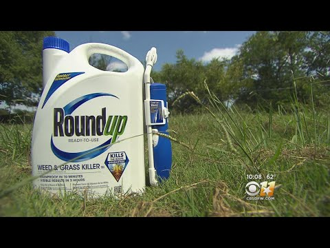 I-Team:Cancer Patients Sue Roundup, Claim Ingredient Made Them Sick