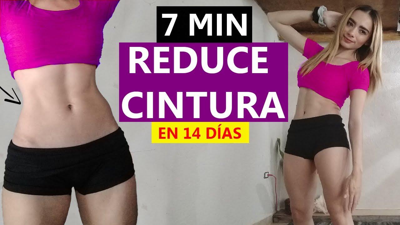 7 MIN ABDOMINALES DE PIE Y PISO | Reduce Cintura y Tonifica Abdomen - Dani Zilli