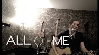 All Of Me - Frank Sinatra (cover by Jonah Baker)