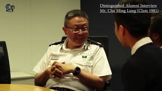 munsang的Distinguished Alumni Series   Mr  Cho Ming Lung Class 1981相片