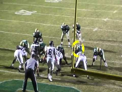 #78 John Biscardi - Offensive Lineman - (Class of 2014) 2011 Varsity Highlights